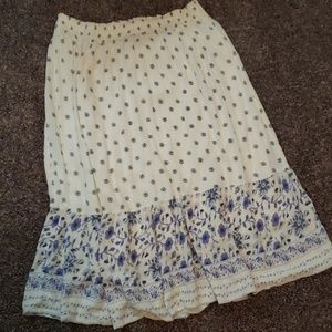Old Navy Midi Skirt